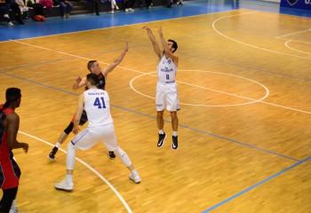Dejan Borovnjak și Goran Martinic au fost cei mai buni marcatori ai Voluntariului pe terenul Stelei