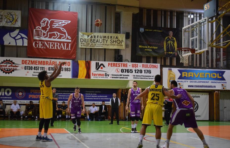 Donovan Smith, MVP-ul manșei tur a rundei a doua din Cupa României