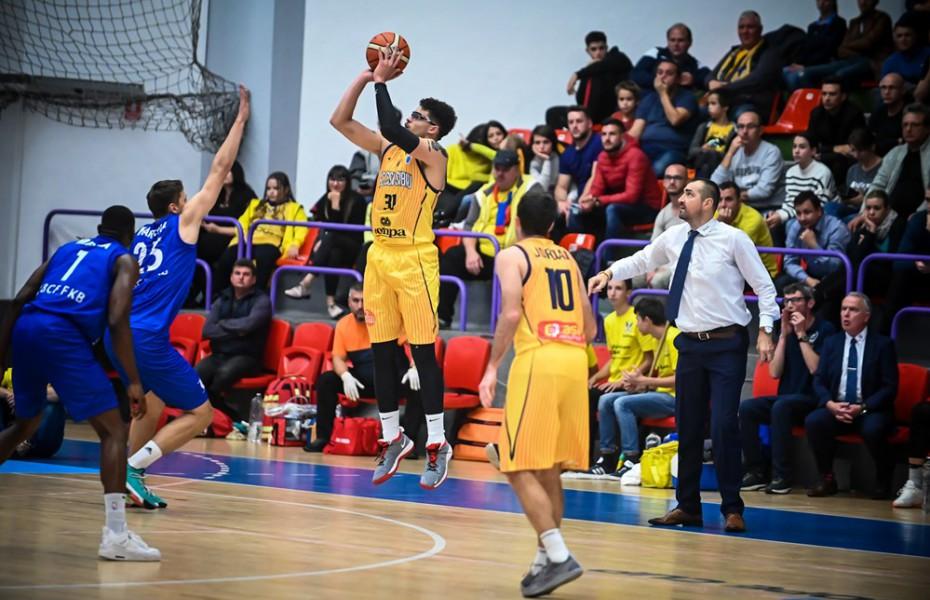 Jared Jordan, cel mai bun pasator din FIBA Europe Cup după prima fază a grupelor, Isaiah Philmore în top-ul marcatorilor