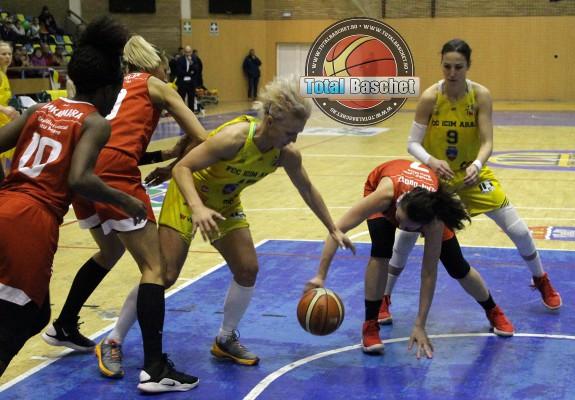 FCC Baschet Arad vs CSM Satu Mare, duelul formațiilor care au schimbat antrenorul în grupa Vest