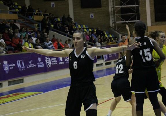 Bianca Fota a reușit primul său double-double la Universitatea Cluj în LNBF