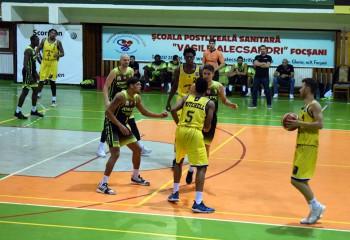 Echipele care au produs surprize în Cupa României se confruntă în Liga Națională de Baschet Masculin
