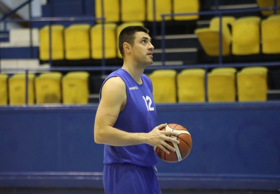 """Milos Komatina: """"Moralul nostru este bun, avem două victorii consecutive"""""""