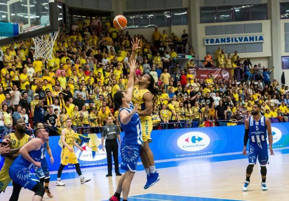 BC CSU Sibiu și SCMU Craiova se întâlnesc în ultimul meci al etapei a 8-a din grupa A