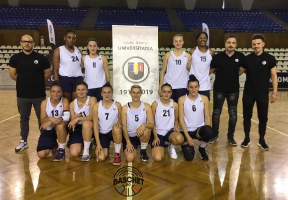 Universitatea Cluj își ia revanșa cu ACS KSE Târgu Secuiesc cu o victorie clară în retur