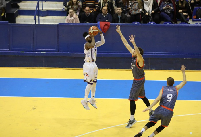 MVP LNBM - Etapa a VIII-a, Grupa Valorică A: Troy Franklin Jr.