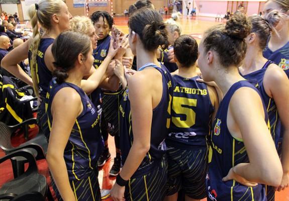 FCC Baschet Arad obține a 3-a victorie la rând în grupa Vest a LNBF