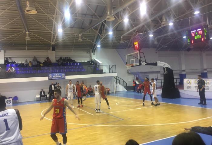 Steaua a câștigat și manșa secundă cu CSO Voluntari din turul doi al Cupei României