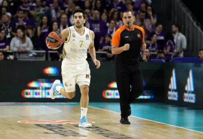 Facundo Campazzo, nou record personal la pase decisive. Video