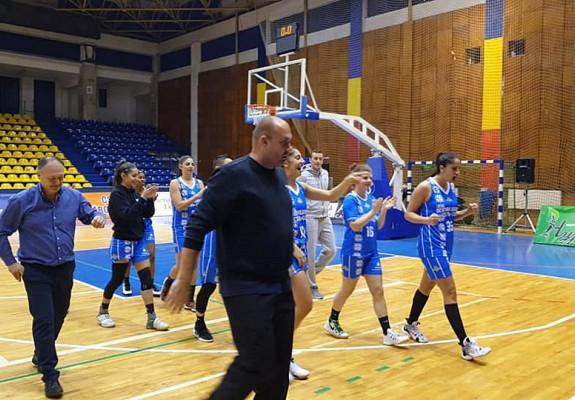 Olimpia CSU Brașov câștigă la Târgoviște și oprește seria de 6 victorii ale CSM-ului