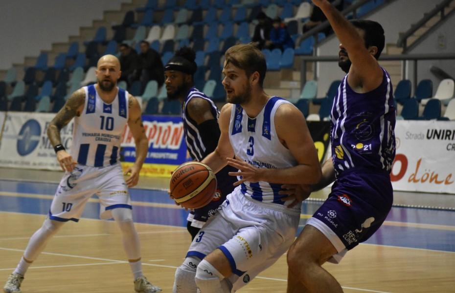 Dragoș Diculescu, cel mai eficient jucător sub 23 de ani în etapa a IX-a