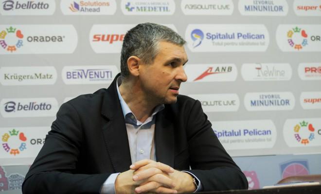 """Cristian Achim: """"Ne dorim o participare cât mai lungă în cupele europene"""""""