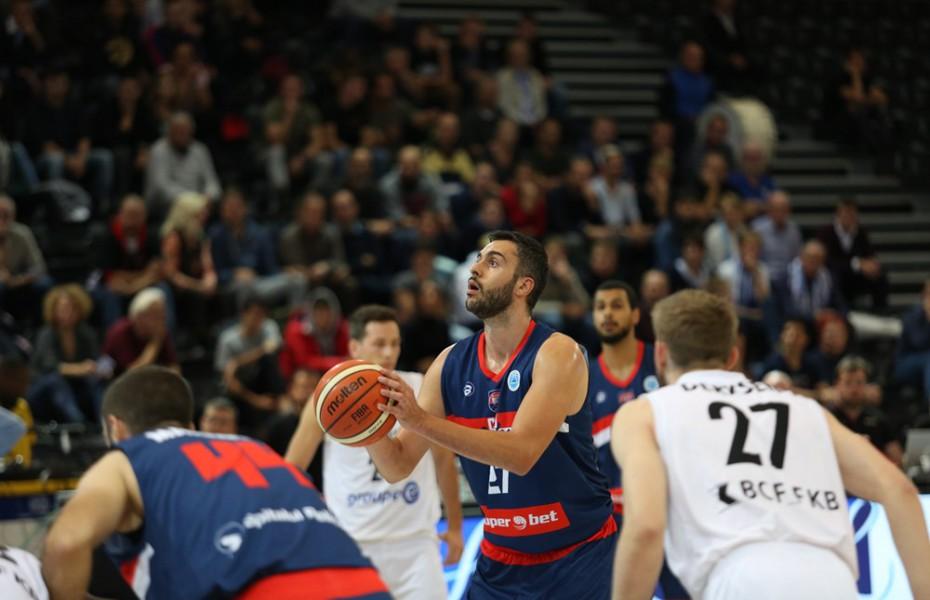 Dragan Zekovic va rata duelul cu U-BT Cluj-Napoca din FIBA Europe Cup