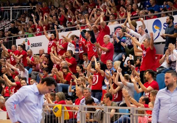"Baschet.ro ""Game Day Tour"", episodul 1: CSM CSU Oradea – U-BT Cluj"