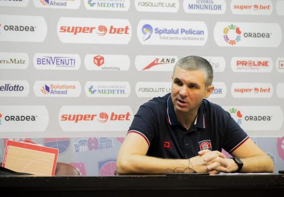 """Cristian Achim: """"Consider că ne-am ridicat la nivelul de intensitate dorit"""""""