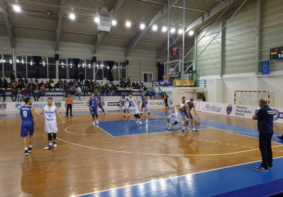 CSO Voluntari a câștigat la limită meciul de la Mediaș cu CSM
