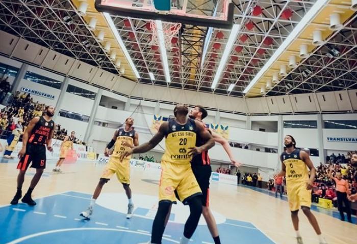 VIDEO. Dinamo Știința București acuză o viciere de rezultat la meciul de pe terenul lui BC CSU Sibiu