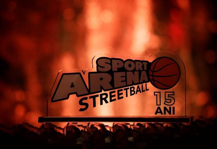 Legende ale sportului au fost premiate la Gala Sport Arena Streetball