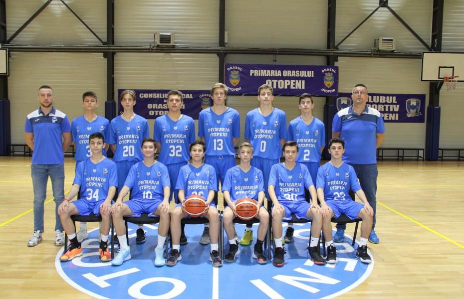 CS Otopeni, o victorie și 3 înfrângeri la primul turneu European Youth Basketball League - U16