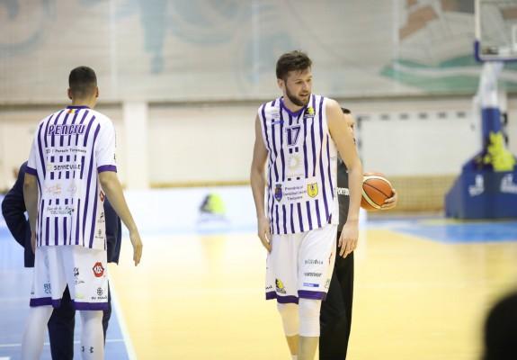 Bogdan Popa și Radu Vîrnă, cei mai eficienți jucători sub 23 de ani în etapa a X-a