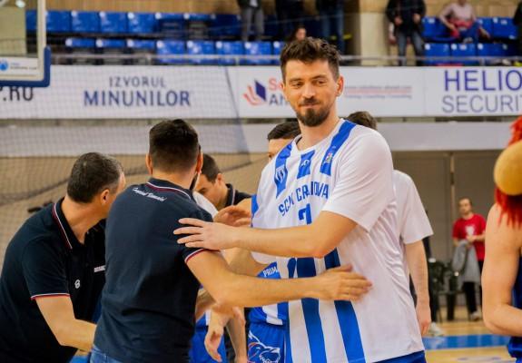 Giordan Watson și Bogdan Țîbîrnă, cei mai eficienți jucători români în etapa a X-a