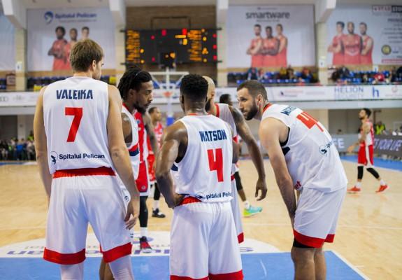 CSM CSU Oradea primește vizita lui Ironi Ness Ziona în etapa a doua din FIBA Europe Cup