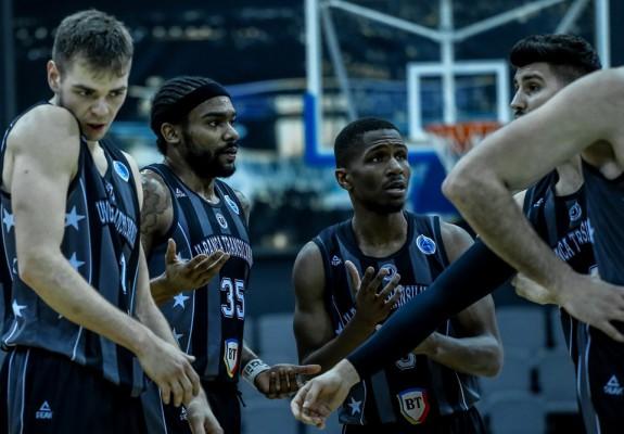 Clasamentul Grupei J după două runde din FIBA Europe Cup