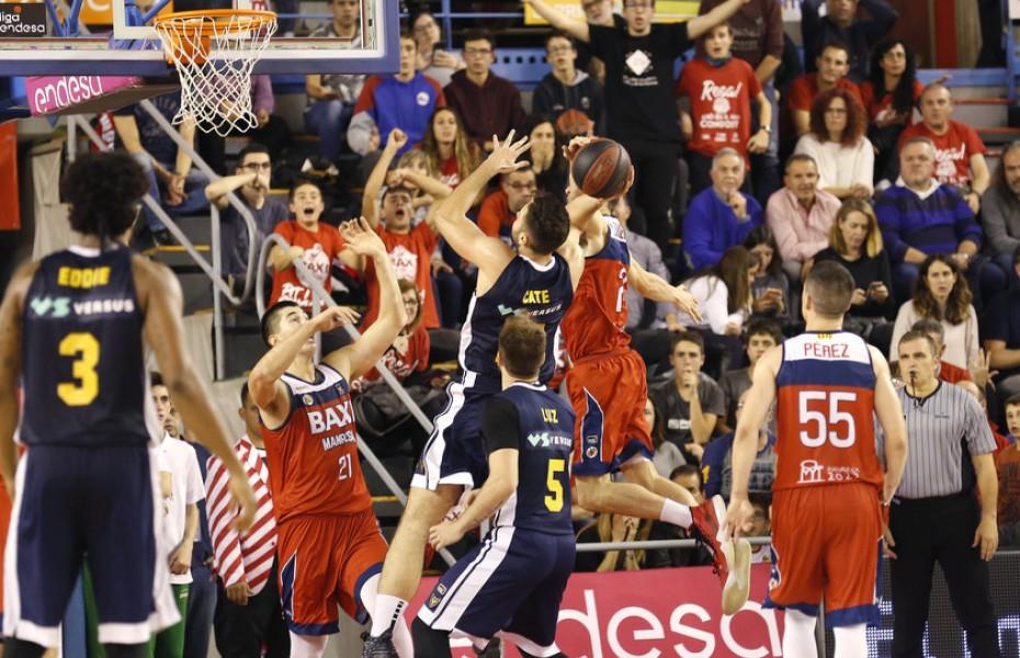 Emanuel Cățe, o nouă partidă bună în Liga ACB