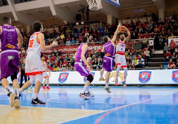 Kris Richard, cel mai eficient la primul meci în calitate de jucător român