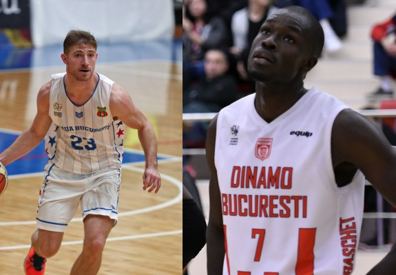 MVP LNBM, etapa a XI-a: Ousmane Barro și Karlo Vragovic