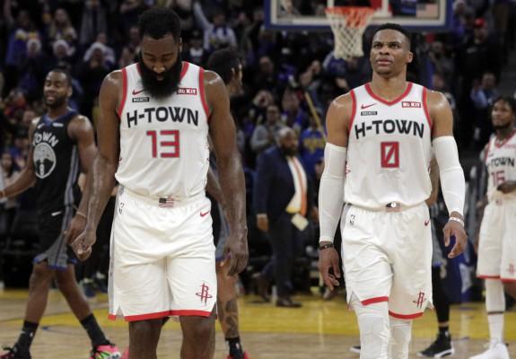 Golden State Warriors, victorie neașteptată contra celor de la Houston Rockets în ziua de Crăciun
