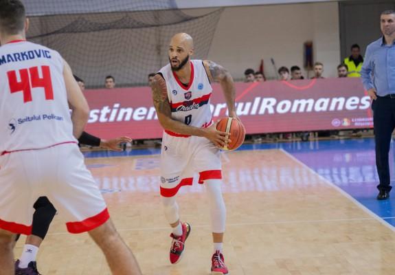 Kris Richard a fost votat MVP-ul ultimei runde a FIBA Europe Cup