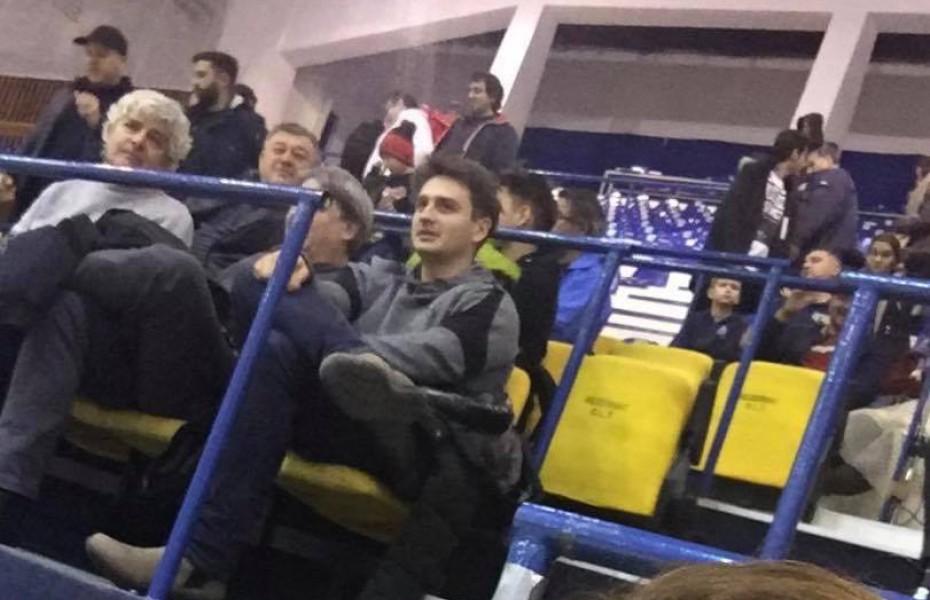 SCM Timișoara ia atitudine împotriva unui fan ce a arătat un comportament inadecvat