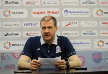 """Aleksandar Todorov: """"Atmosfera în echipă este pozitivă. Desigur, doare că pierdem"""""""