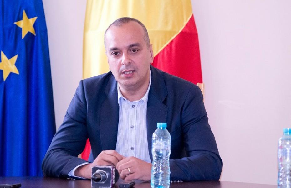 """Șerban Șere, reacție după plângerea făcută de CSU Sibiu: """"Tare mi-e să nu fie un alibi înaintea meciului direct"""". Exclusiv"""
