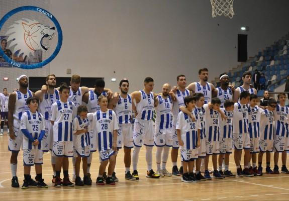 SCM Craiova învinge CS Dinamo Știința și rămâne în lupta pentru TOP 6