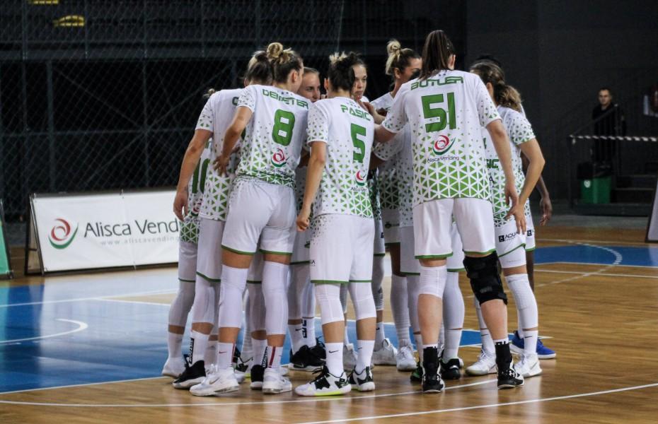 ACS Sepsi SIC va disputa joi returul cu Artego Bydgoszcz din EuroCup
