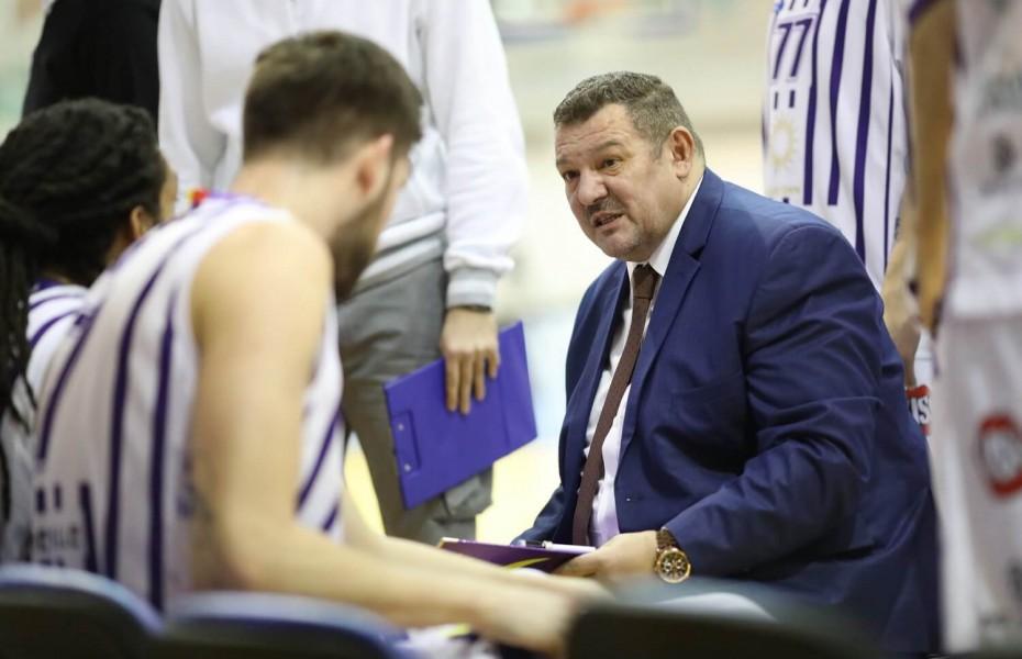 """Dragan Petricevic: """"Felicitări jucătorilor pentru calificare, chiar dacă nu sunt mulțumit de jocul de astăzi"""""""