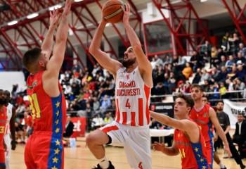 """Mladen Jeremic: """"Am marcat 31 de puncte, însă am beneficiat de ajutorul echipei mele"""""""