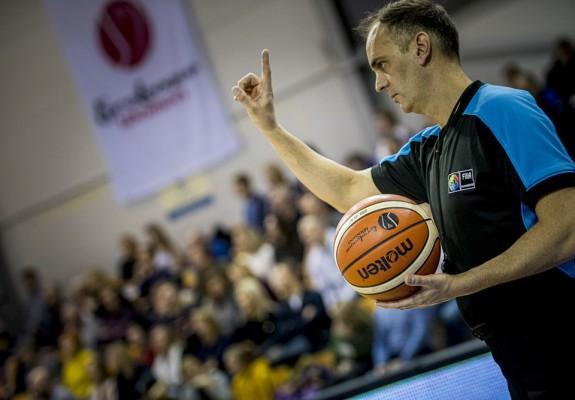 Patru arbitri români au oficiat în ultima etapă din Euroliga feminină