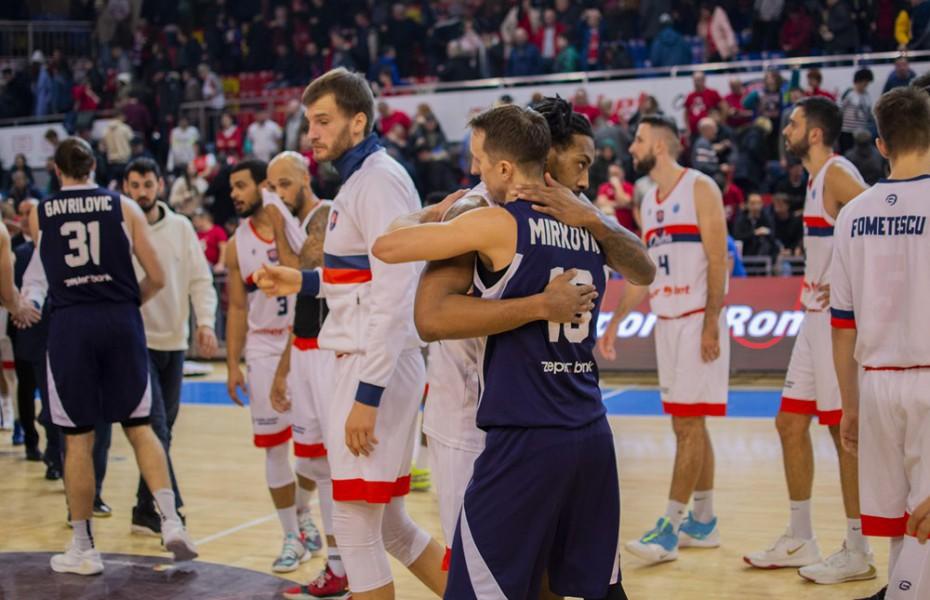"""Branko Mirkovic: """"Dat fiind faptul că nu prea se câștigă în deplasare, cred că e un rezultant important"""""""