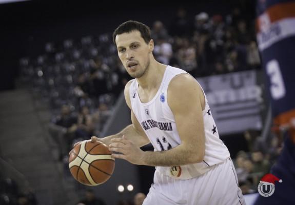 Darko Planinic, nominalizat în echipa etapei a treia din FIBA Europe Cup