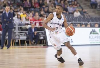 Kerron Johnson și-a prelungit contractul cu U BT Cluj-Napoca până la finalul sezonului