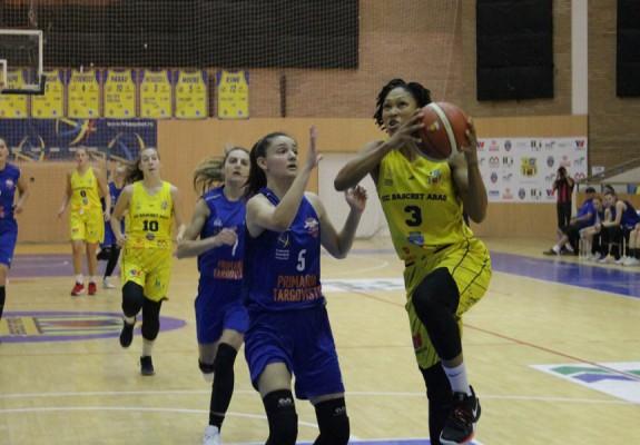 Sâmbătă se reia Liga Națională de baschet feminin cu faza a doua