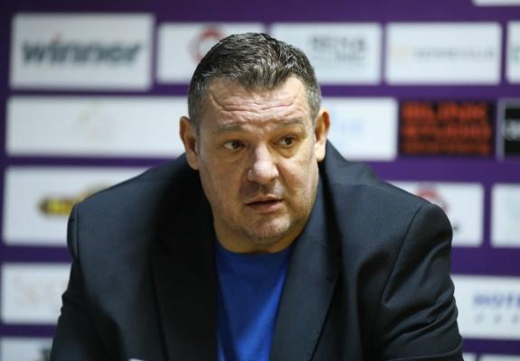 """Dragan Petricevic: """"Putem vorbi despre o echipă cu un înalt simţ al responsabilităţii, mai ales faţă de societatea din Timişoara"""""""