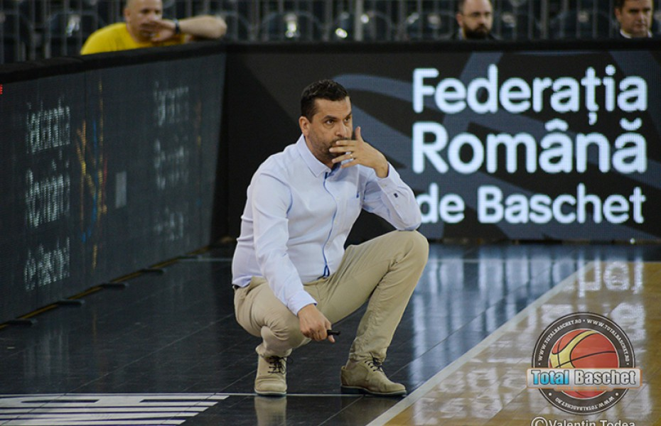 """Dan Fleșeriu: """"Din nou un meci îngrozitor de greu pentru noi"""""""