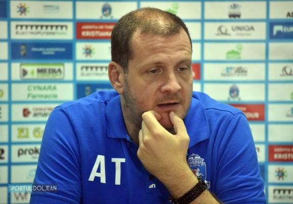 """Aleksandar Todorov: """"A fost cel mai bun meci al nostru în acest sezon"""""""