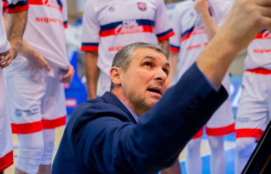"""Cristian Achim: """"Echipa a avut reacție după înfrângerea de miercuri"""""""