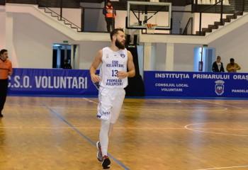 Simas Buterlevicius s-a despărțit de CSO Voluntari