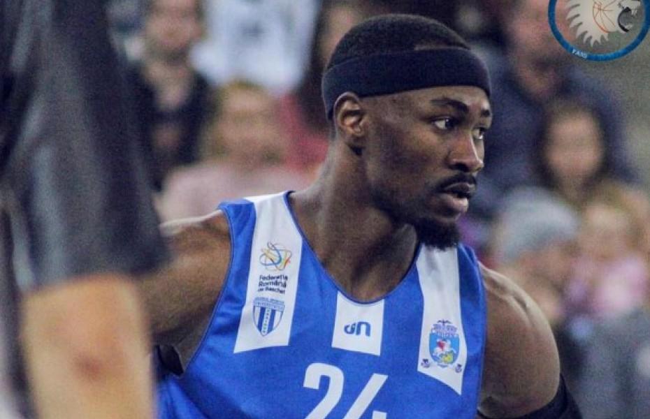 Omari Gudul a făcut spectacol în duelul cu U-BT Cluj-Napoca